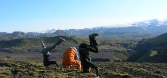 Antonella Astori – ISLANDA Trekking del Landmannalaugar
